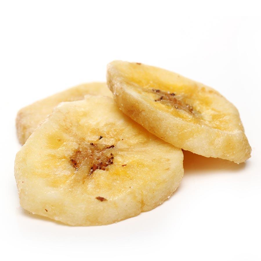 Croustilles de bananes - Banana chips