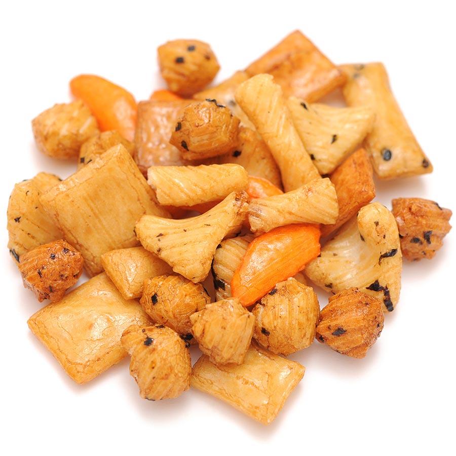 Croustilles de riz - Rice crackers